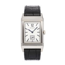 Jaeger-LeCoultre Grande Reverso Ultra Thin 1931 White gold 27mm Silver No numerals United States of America, Pennsylvania, Bala Cynwyd
