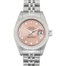 Rolex 79174G Or blanc 2002 occasion