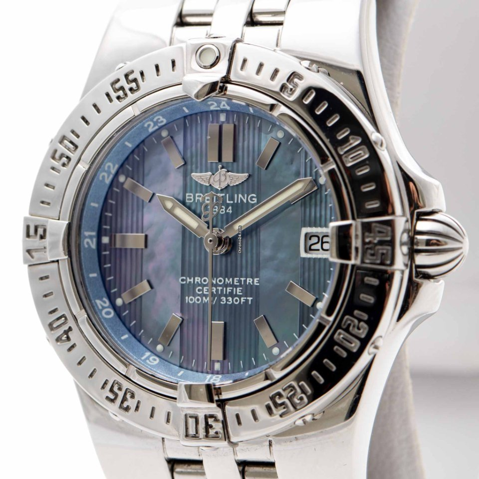 Breitling Starliner A71340 2010 pre-owned