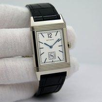 Jaeger-LeCoultre Grande Reverso Ultra Thin 1931 White gold Silver Arabic numerals United States of America, Florida, Orlando