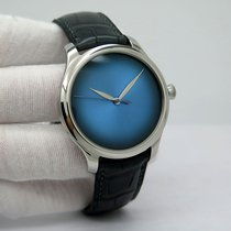 H.Moser & Cie. Steel Automatic 1200-1218 new United States of America, Florida, Orlando