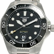 TAG Heuer WBP201A.BA0632 Steel 2021 Aquaracer 300M 43mm new United States of America, Florida, Hollywood