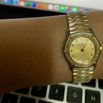 Ebel Classic Gold/Steel 230mm Gold No numerals