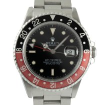 Rolex 16710 Steel 1991 GMT-Master II 40mm pre-owned