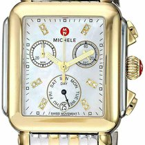 Michele Deco Steel 33mm Mother of pearl United States of America, New York, New York