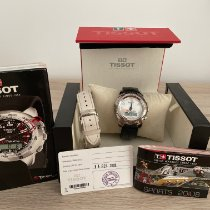 Tissot T-Touch II Титан 43mm Перламутровый