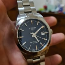 Tissot T-Classic Steel 40mm Blue No numerals United States of America, FPO