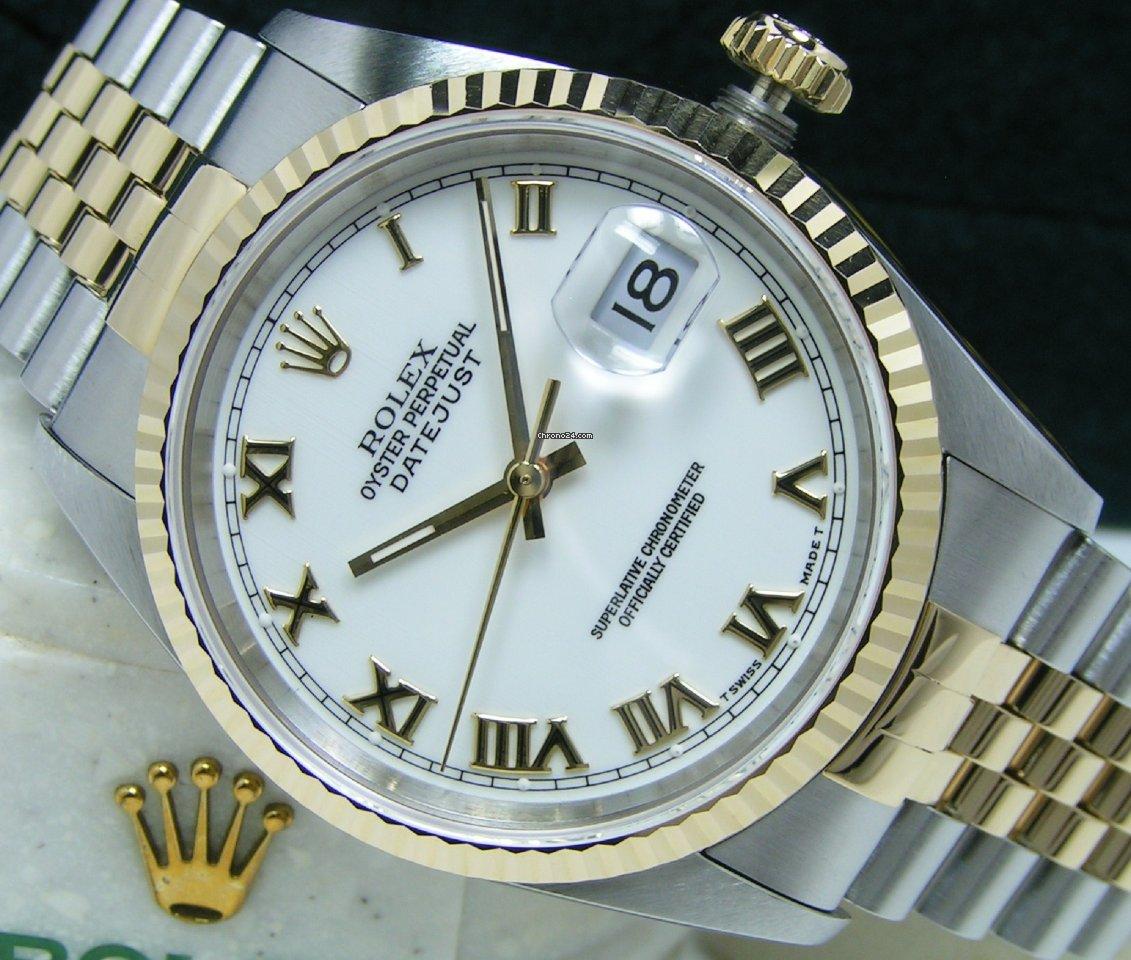 Rolex Datejust 16233 1997 new