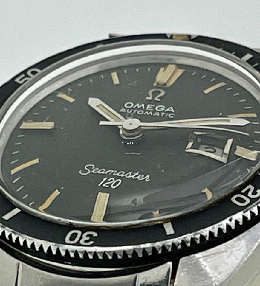 Omega Seamaster 566.007 1966 pre-owned