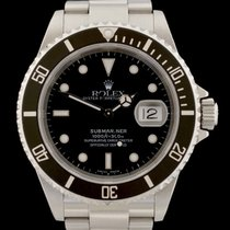 Rolex Submariner Date 16610T Very good Steel 40mm Automatic