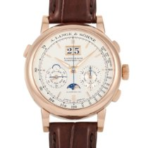 A. Lange & Söhne Datograph Rose gold 41mm White