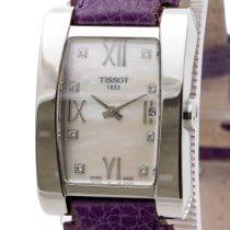 Tissot Generosi-T Steel 34mm Mother of pearl Roman numerals