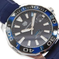 TAG Heuer Steel 43mm Automatic WAY201P new