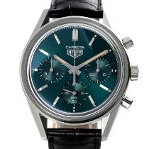 TAG Heuer new Automatic 39mm Steel Sapphire crystal