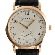 A. Lange & Söhne Red gold 36mm Manual winding 206.032 pre-owned