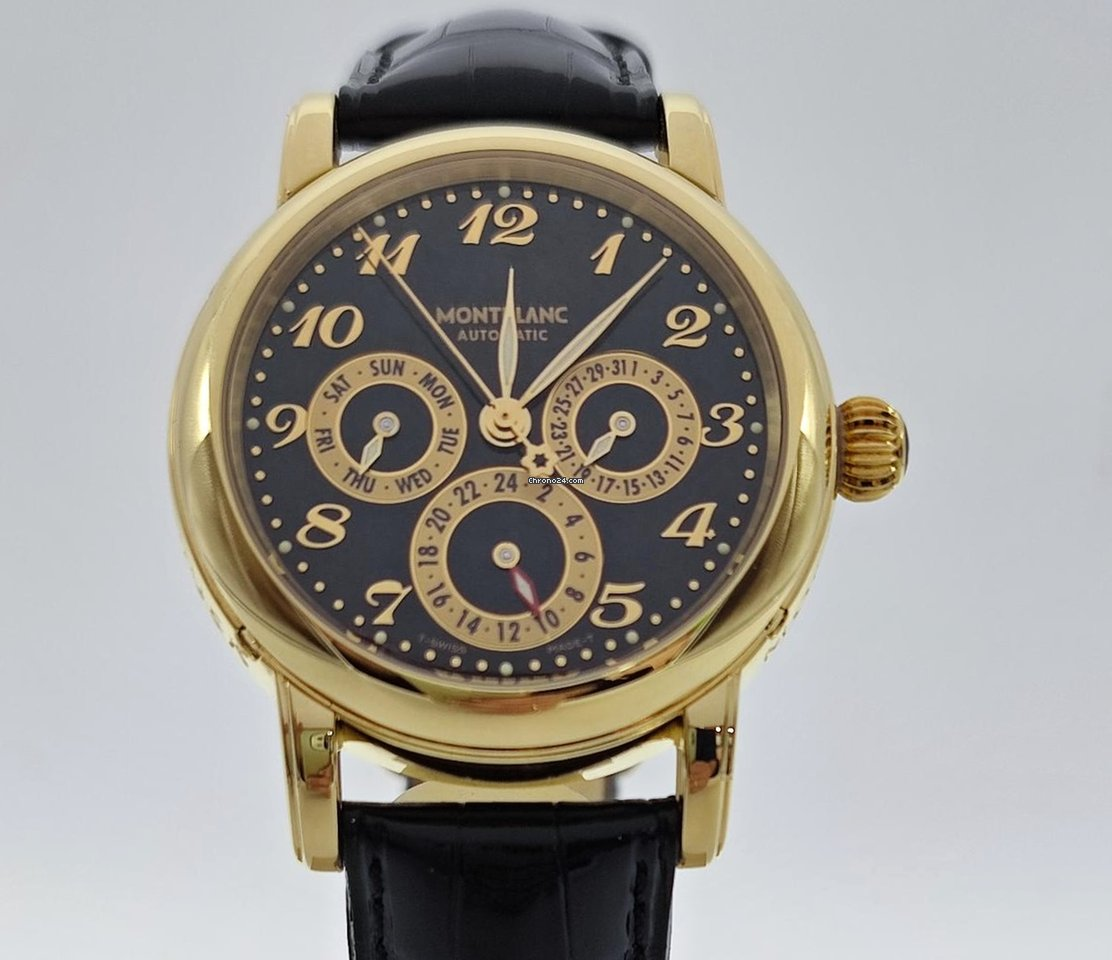 Montblanc Montblanc Meisterstück Dual Time pre-owned