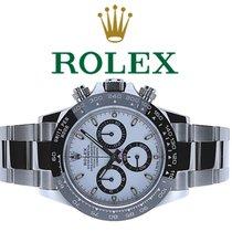 Rolex Daytona Stahl 40mm Weiß Keine Ziffern Deutschland, Essen
