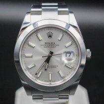 Rolex 126300 Acero Datejust 41mm usados