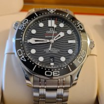 Omega 210.30.42.20.01.001 Steel 2020 Seamaster Diver 300 M 42mm pre-owned United States of America, Alabama, FPO