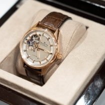 Zenith El Primero Synopsis Rose gold 40mm Silver No numerals United States of America, Maryland, Silver Spring