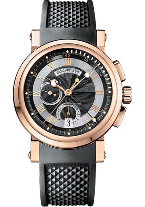 Breguet Marine 5827BR pre-owned