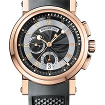 Breguet Rose gold 42mm Automatic 5827BR pre-owned United States of America, New York, NY