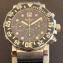 Paul Picot Steel 43mm Automatic 4116 pre-owned United States of America, New Jersey, CHERRY HILL