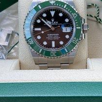 Rolex Submariner Date 126610lv Nowy Stal 41mm Automatyczny