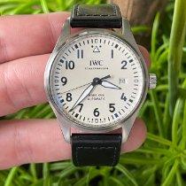 IWC Pilot Mark Steel 40mm White Arabic numerals United States of America, California, Los Angeles