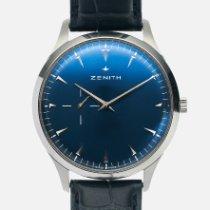 Zenith Elite Ultra Thin Acier 40mm