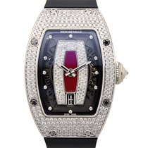 Richard Mille White gold Automatic Mother of pearl pre-owned RM 07