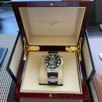 Ulysse Nardin Marine Chronometer 43mm Сталь 43mm Черный Римские Россия, Ялта