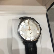 Maurice Lacroix Masterpiece Small Seconde Steel 40mm Silver