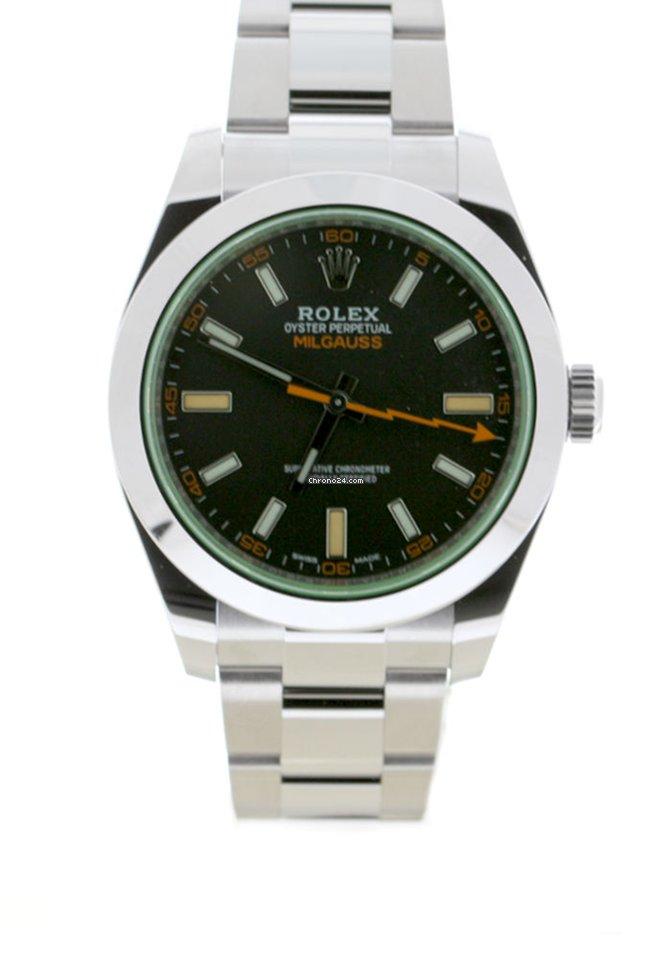 Rolex Milgauss 116400GV 2021 nieuw