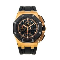 Audemars Piguet Rose gold 44mm Automatic 26401RO.OO.A002CA.02 pre-owned