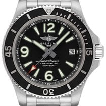 Breitling Superocean 42 new Automatic Watch with original box A17366021B1A1