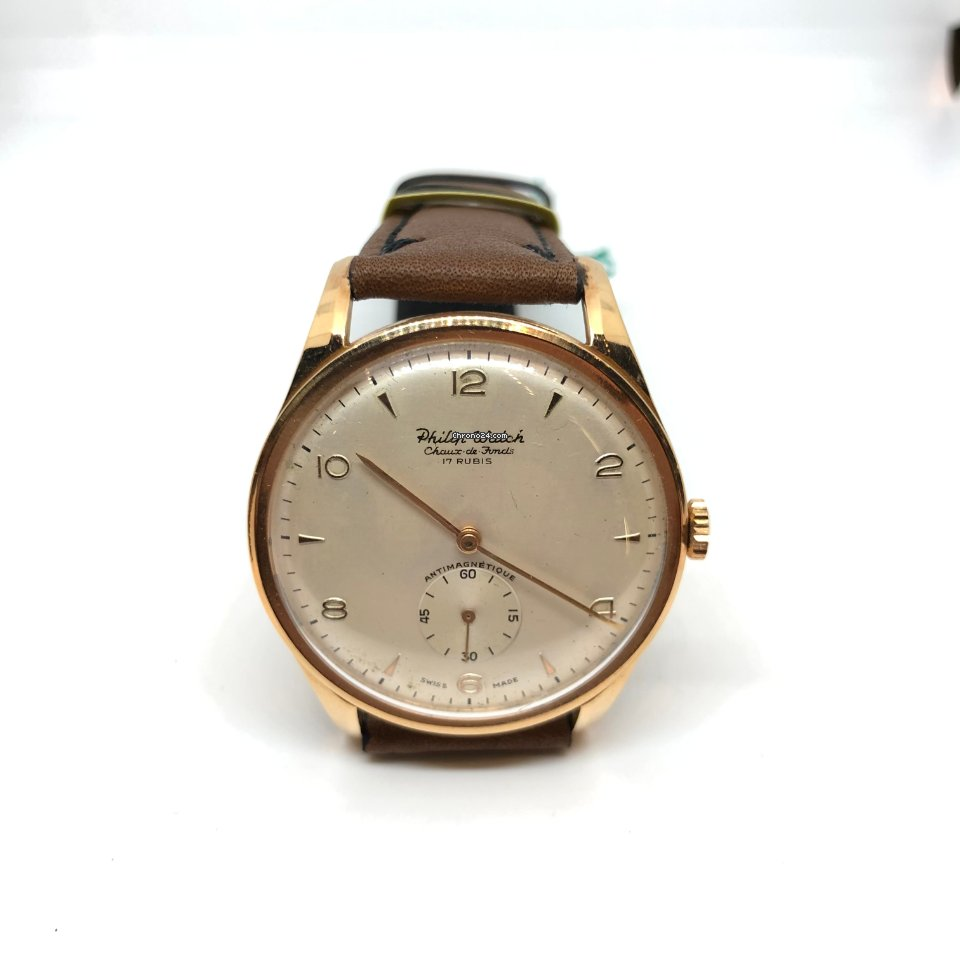 Philip Watch 580-1 1970 pre-owned