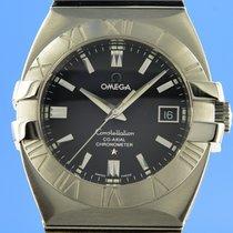 Omega Constellation Double Eagle Stahl 38mm Schwarz Deutschland, Berlin
