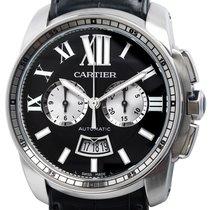 Cartier Calibre de Cartier Chronograph Steel 45mm Black United States of America, Texas, Austin