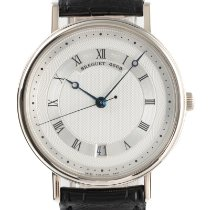 Breguet White gold 36.5mm Automatic 5930 pre-owned