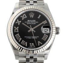 Rolex Datejust 31 nuovo 2021 Automatico Orologio con scatola e documenti originali 278274