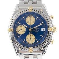 Breitling Chronomat Сталь 39mm Синий