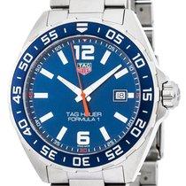 TAG Heuer Formula 1 Quartz Steel 43mm Blue United States of America, California, Los Angeles