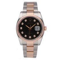 Rolex Datejust 116231 Very good Gold/Steel 36mm Automatic