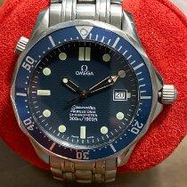 Omega Seamaster Diver 300 M Steel 41mm Blue No numerals United States of America, Virginia, Ashburn
