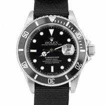 Rolex Steel Submariner Date 40mm pre-owned United States of America, New York, Massapequa Park
