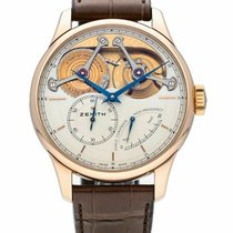 Zenith Rose gold 45mm Manual winding 18.2210.4810/01.C713 pre-owned United States of America, Florida, Sarasota