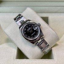 Rolex Lady-Datejust Steel 26mm Black Roman numerals United Kingdom, London