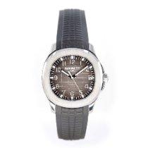 Patek Philippe Aquanaut Steel 40mm Grey Arabic numerals