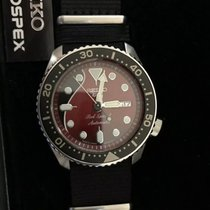 Seiko 5 Sports Steel 42.5mm Red No numerals United States of America, Virginia, Leesburg